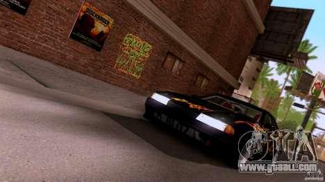 SA Beautiful Realistic Graphics 1.3 for GTA San Andreas forth screenshot