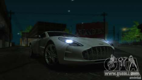 ENBSeries by dyu6 v3.0 for GTA San Andreas third screenshot