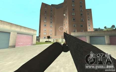 New animation of GTA IV for GTA San Andreas second screenshot