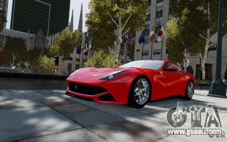 Ferrari F12 Berlinetta 2013 [EPM] for GTA 4 right view