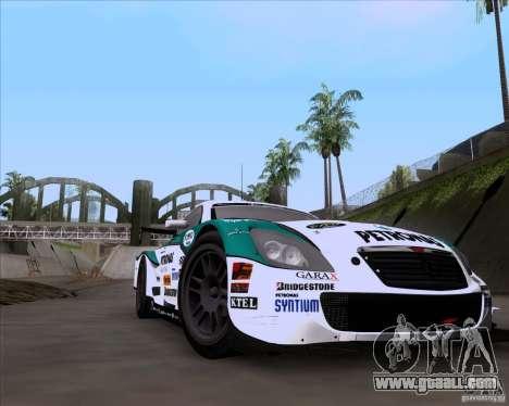 Lexus Sc430 for GTA San Andreas