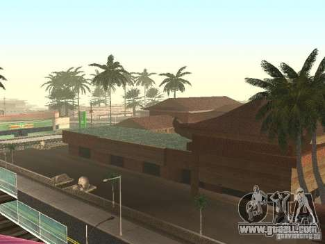 New Chinatown for GTA San Andreas third screenshot