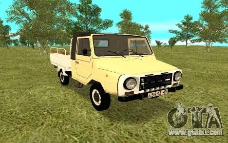 Luaz 13021 for GTA San Andreas