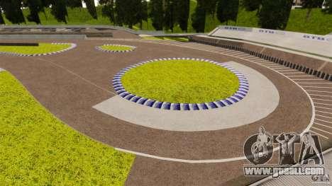 Meihan Circuit for GTA 4 sixth screenshot