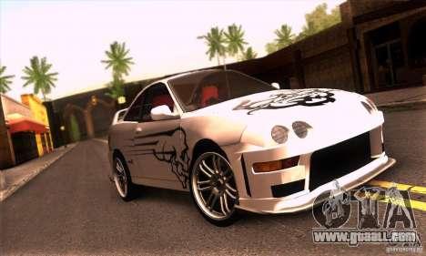 Honda Integra Tunable for GTA San Andreas