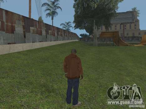 New textures of Los Santos for GTA San Andreas ninth screenshot