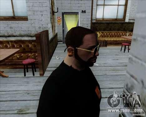 Aviator Glasses for GTA San Andreas second screenshot