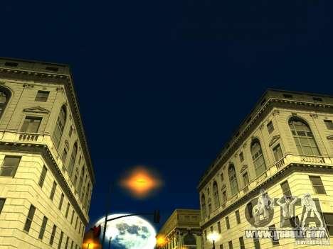 ENBSeries by gta19991999 for GTA San Andreas fifth screenshot