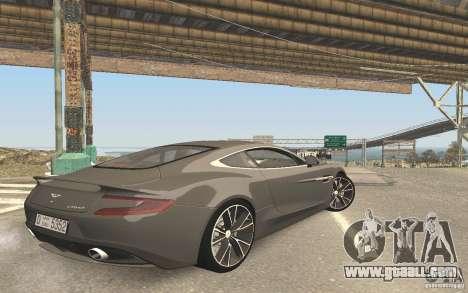 New reflection on car for GTA San Andreas forth screenshot