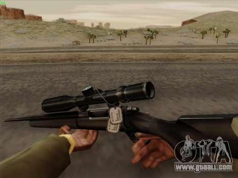 Remington 700 for GTA San Andreas