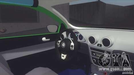 Volkswagen Saveiro 2013 for GTA San Andreas back left view