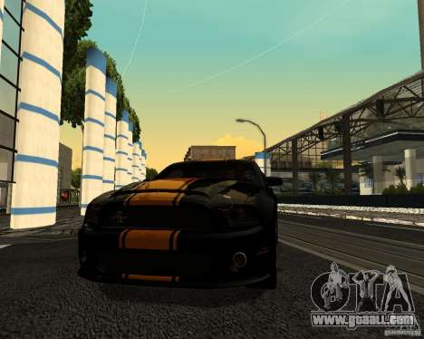 ENBSeries by Nikoo Bel v2.0 for GTA San Andreas third screenshot