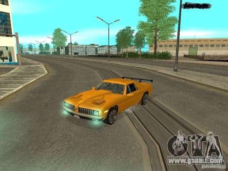 Stallion HD for GTA San Andreas
