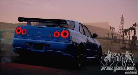 SA_NGGE ENBSeries v1.2 Final for GTA San Andreas tenth screenshot
