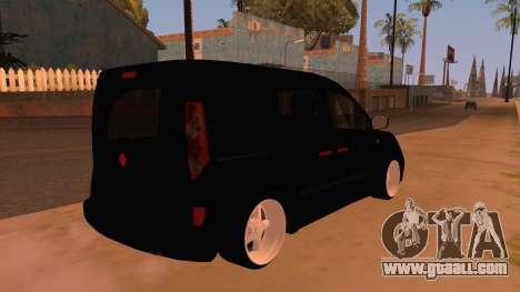 Renault Kangoo for GTA San Andreas right view