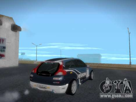 Volvo C30 Race for GTA San Andreas side view