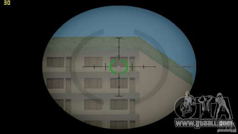 Optical sight of GTA 5 for GTA Vice City forth screenshot
