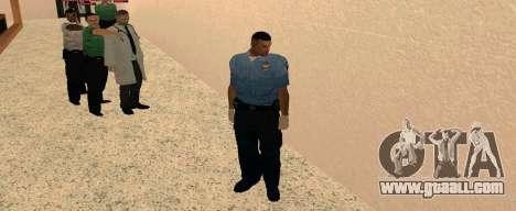Medic Pack for GTA San Andreas forth screenshot