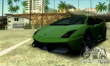 SA_gline v2.0 for GTA San Andreas third screenshot
