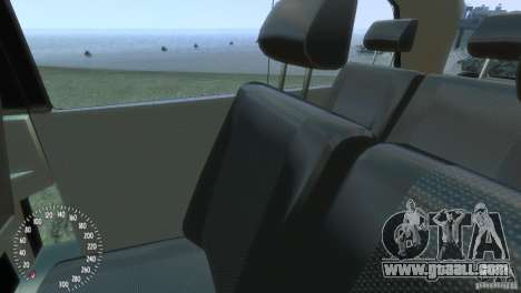 Mercedes-Benz Vito 2013 for GTA 4 bottom view