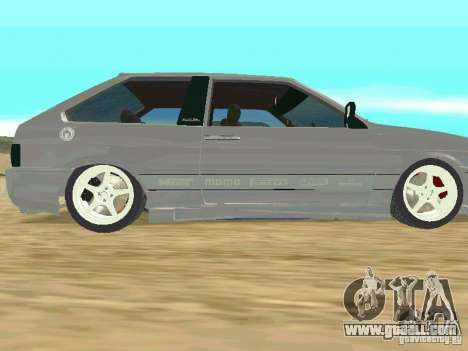 VAZ 2113 for GTA San Andreas back view