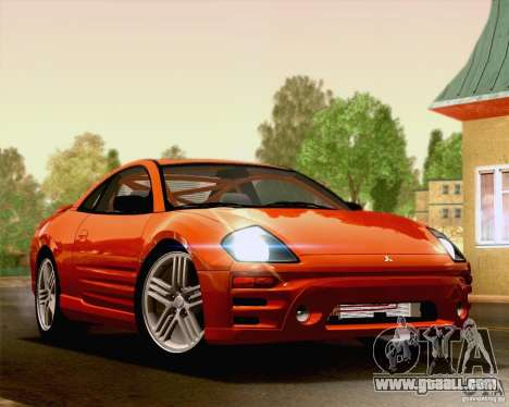 Mitsubishi Eclipse GTS 2003 for GTA San Andreas left view