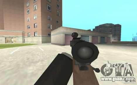 New animation of GTA IV for GTA San Andreas tenth screenshot