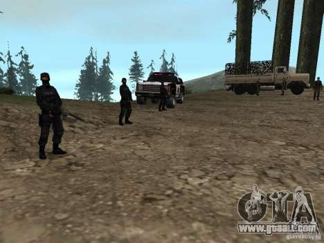 Drug Assurance for GTA San Andreas sixth screenshot