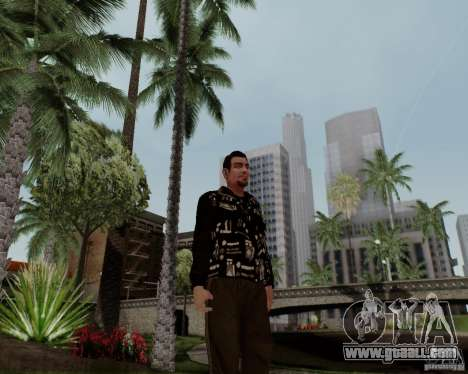 Roman for GTA San Andreas