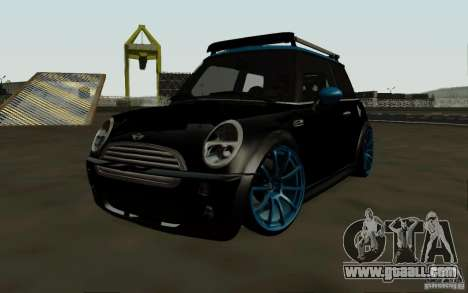 Mini Cooper S Tuned for GTA San Andreas