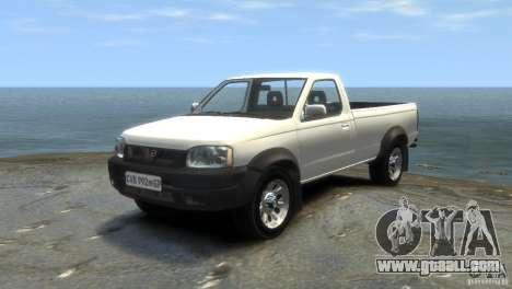 Nissan NP300 for GTA 4