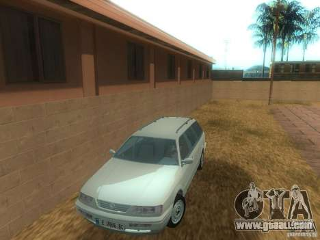 Volkswagen Passat B4 Variant for GTA San Andreas left view