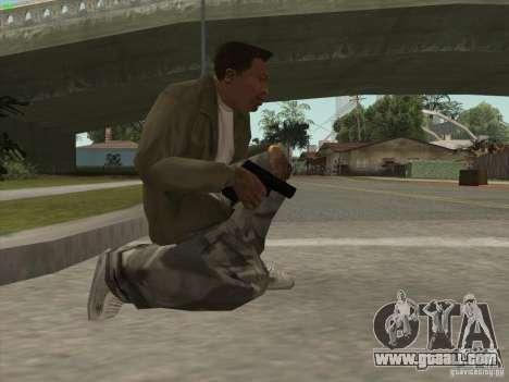 Gun G18 for GTA San Andreas third screenshot