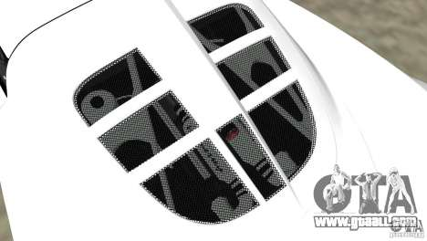 Hennessey Venom GT Spyder for GTA Vice City back left view