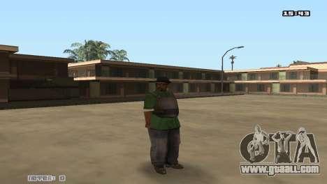 Skin Pack Groove Street for GTA San Andreas fifth screenshot