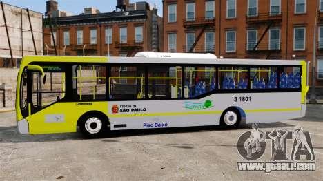 Busscar Urbanuss Pluss 2009 Le VIP Itaim Paulist for GTA 4 left view