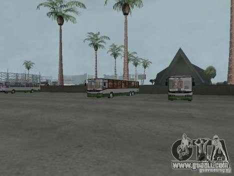 4-th bus v1.0 for GTA San Andreas forth screenshot