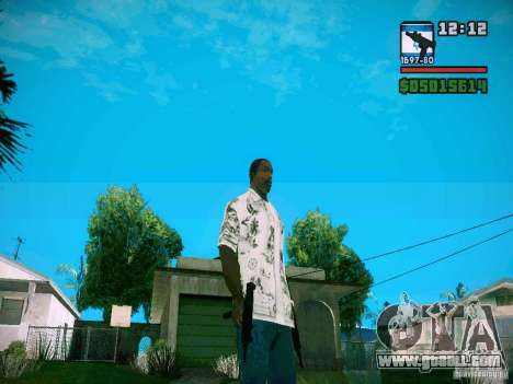 New Weapon Pack for GTA San Andreas sixth screenshot