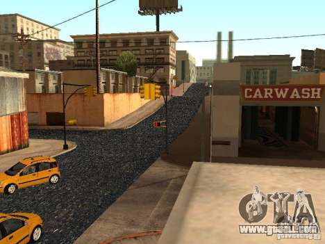 The New Grove Street for GTA San Andreas ninth screenshot
