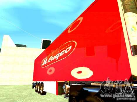 Trailer Video for GTA San Andreas back left view