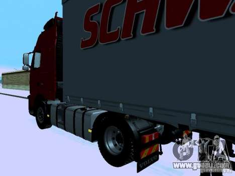 Volvo FH13 for GTA San Andreas