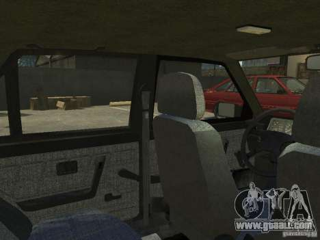 FSO Polonez Caro for GTA 4 back left view