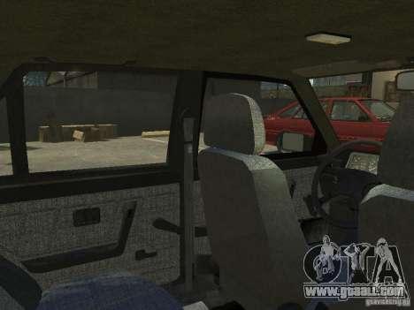 FSO Polonez Atu for GTA 4 upper view