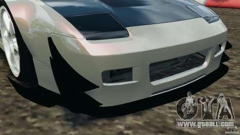 Nissan 240SX Kawabata Drift for GTA 4 wheels
