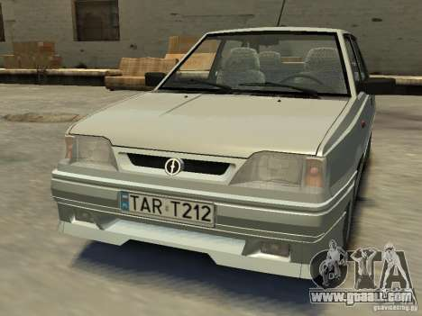 FSO Polonez Atu for GTA 4 left view