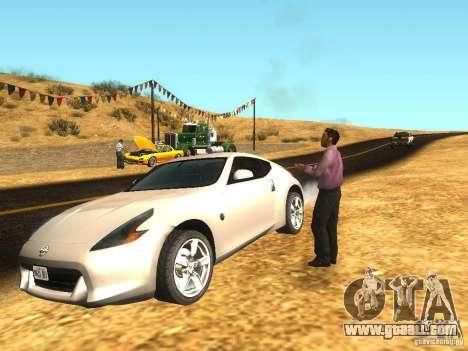 Life situation for GTA San Andreas third screenshot