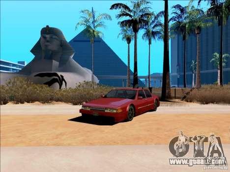 ENBSeries v1.1 for GTA San Andreas seventh screenshot
