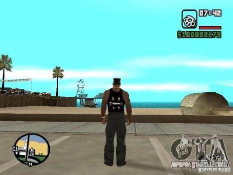 Mike Rammstein for GTA San Andreas third screenshot
