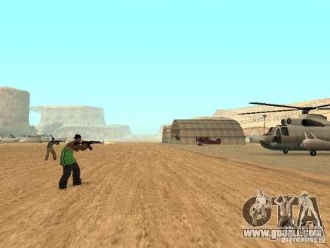 Intellectual allies for GTA San Andreas second screenshot