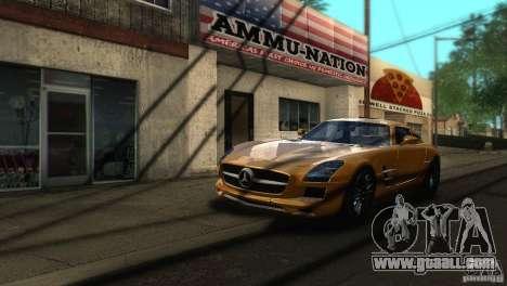 ENBSeries by dyu6 v3.0 for GTA San Andreas